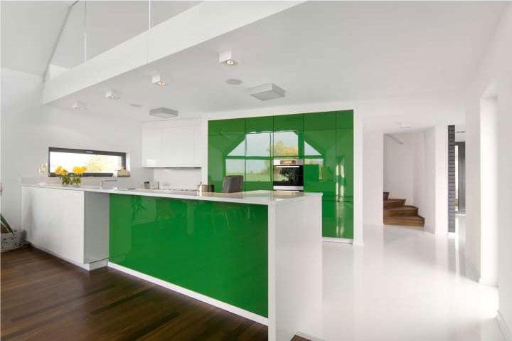 the modern day kitchen