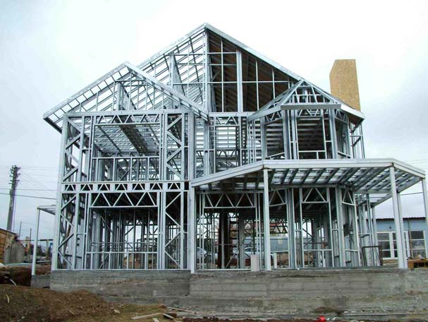 metal building construction