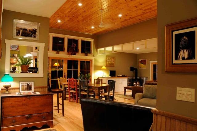 American Classics Metal Barndominium W Awesome Interior