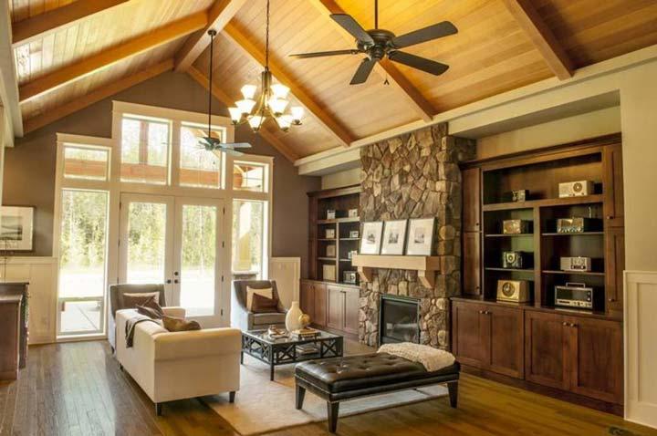 Hardwood Ceilings and Flooring