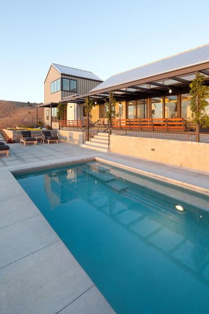 Pool area for maximum enjoyment