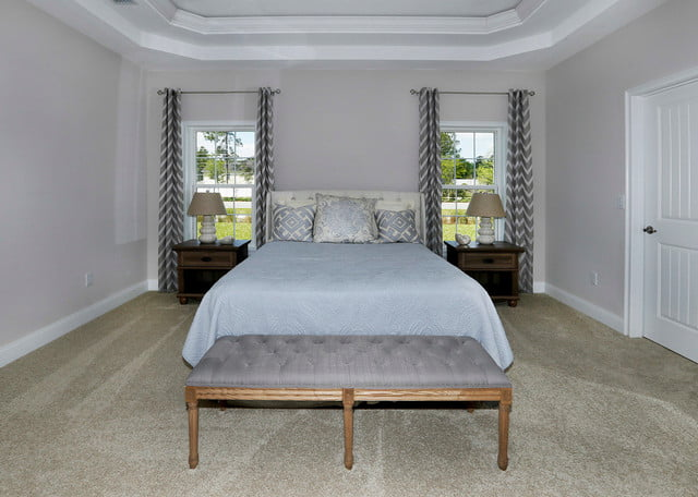Everybody's night sleep will become sounder with this bedroom ambiance set.