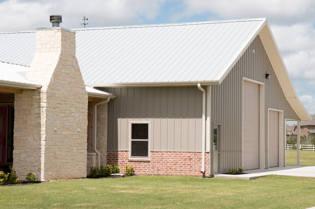 Superb metal building hobby barn garage w outdoor for Hobby barn plans