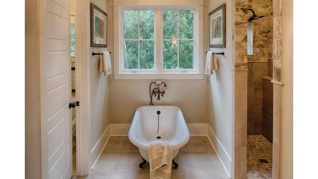 Truly grand bathroom
