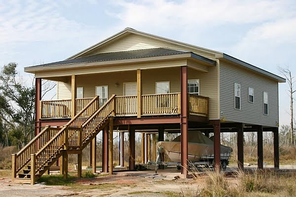 Must see this steel frame prefab house withstood Steel frame homes