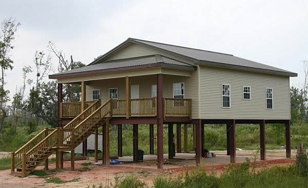 Must see this steel frame prefab house withstood for Steel frame home plans