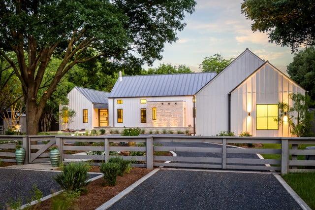 house plans for modern farmhouse