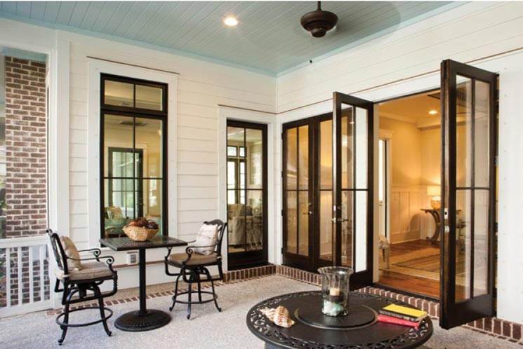 Lovely low country style house w lots of features hq for Low country architecture