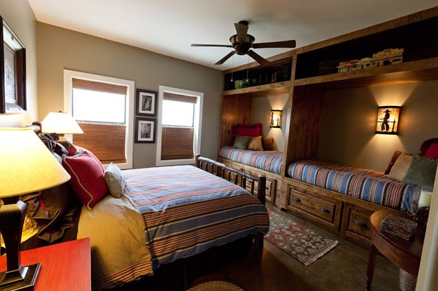 The very cozy bedroom can be your favorite!