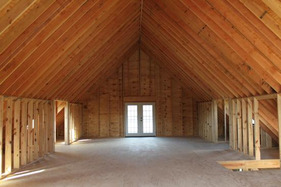 Outstanding 36x48 Pole Barn Home W Porch Hq Pictures