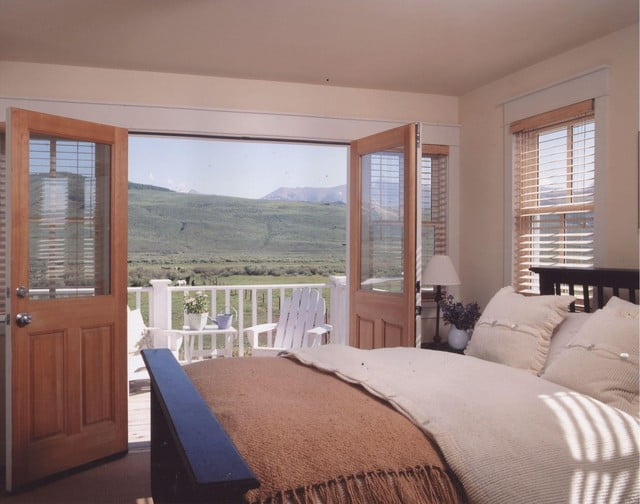 Wake up and feel the fresh air!