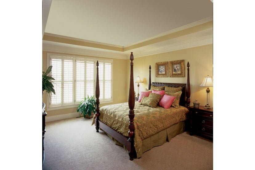 Truly enchanting master suite