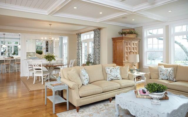An elite living room