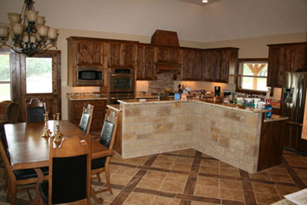 You'll love the  kitchen!