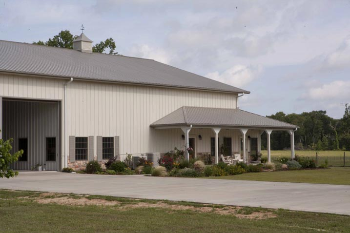 Perfect Combo Metal Building Home Metal Barn Building 12
