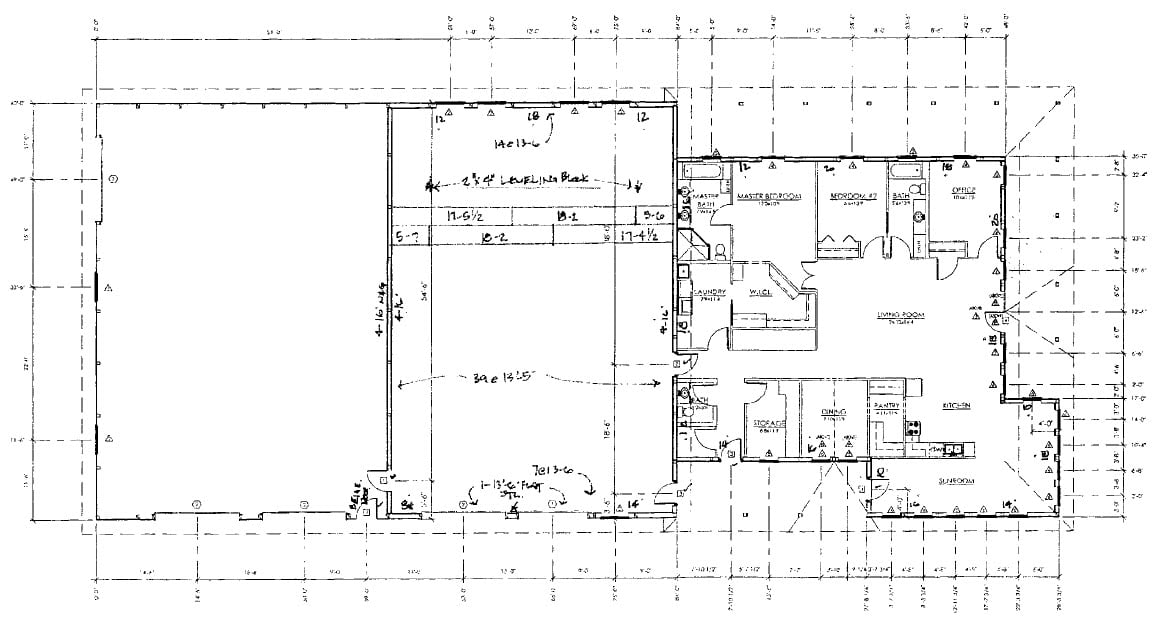 Morton building home plans modern home design and style for Morton building designs