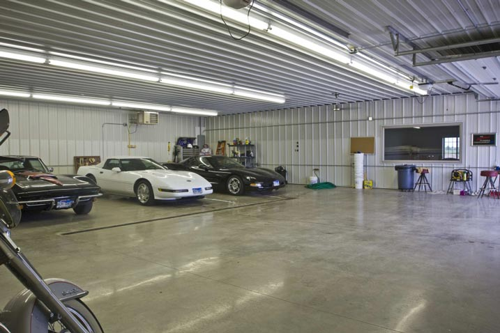 Man Cave Metal Buildings : Awesome metal man cave hobby garage for your pleasure hq