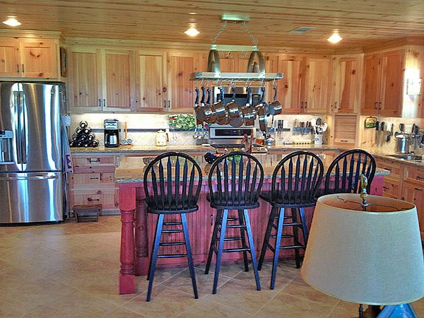 Barndominium Dining Room