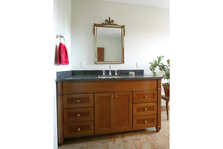 Modern and traditional fixtures