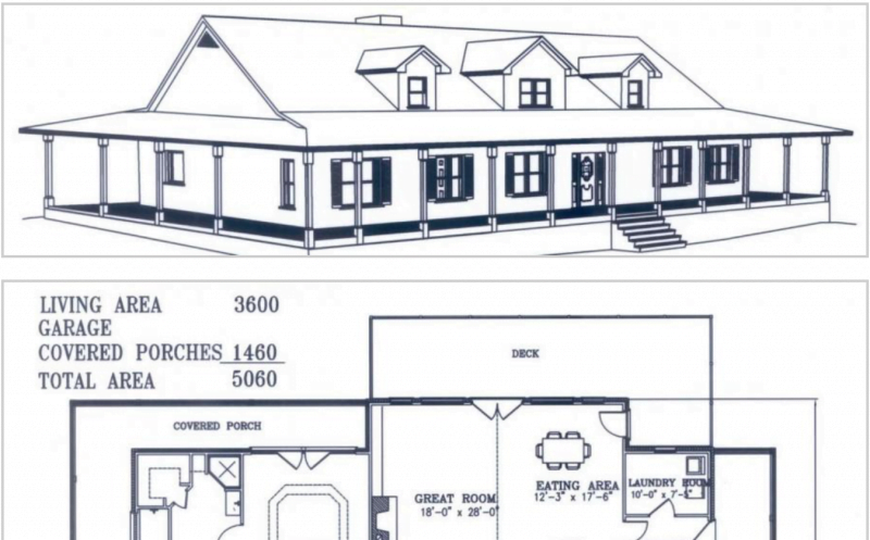 Awesome Steel Farmhouse Kit From 75 900 Plans Amp Free
