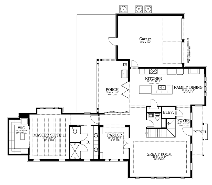 Awesome 2 story steel frame ready farm house hq plans for Steel framed home plans