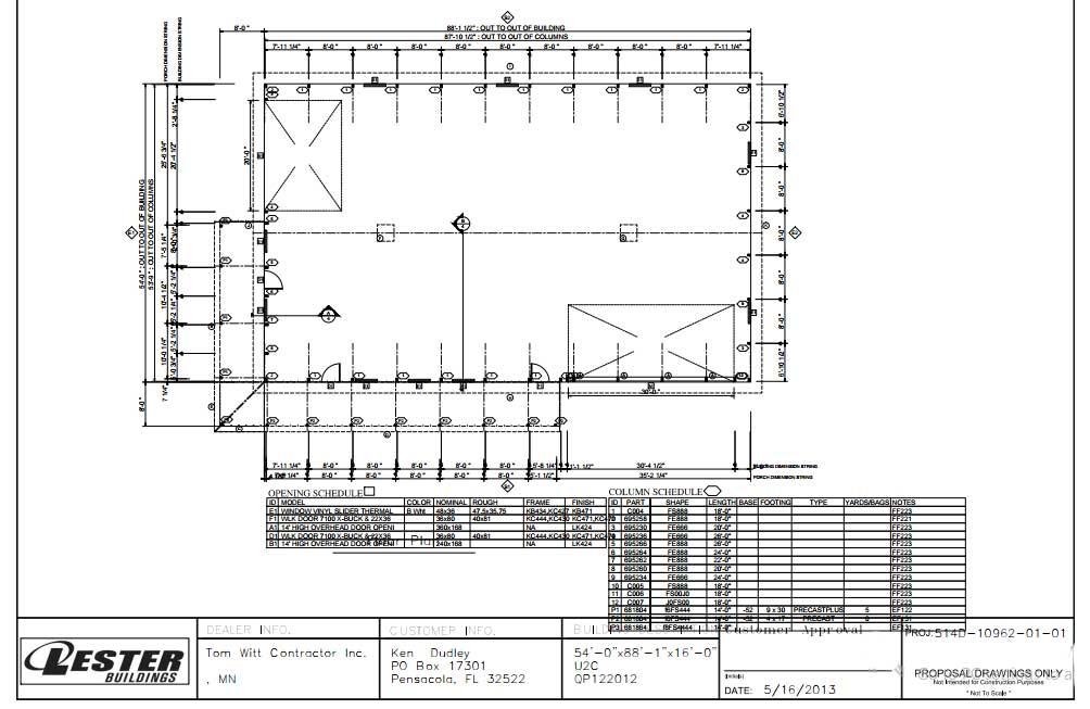 Fantastic Metal Building Storage Home W/ Living Quarters (HQ Plan U0026  Pictures)