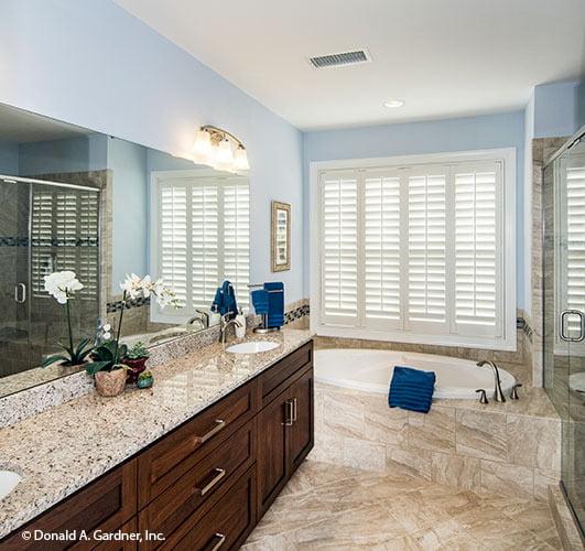 The grand bath room