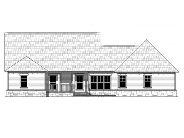 Flexible Metal Building : Loved by thousands flexible craftsman house plan hq