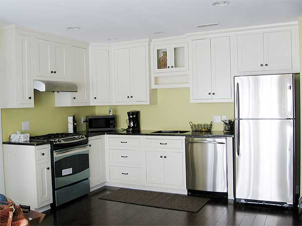Enjoy cooking hearty meals in this  fine kitchen.