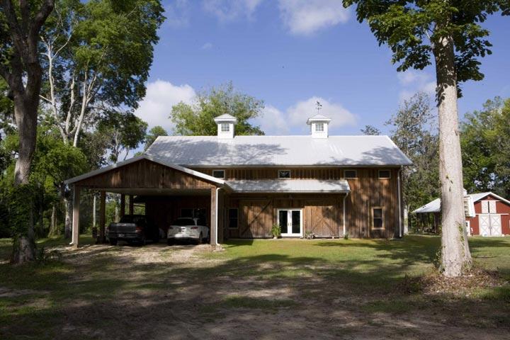 Morton metal buildings with living quarters joy studio for 40x80 steel building