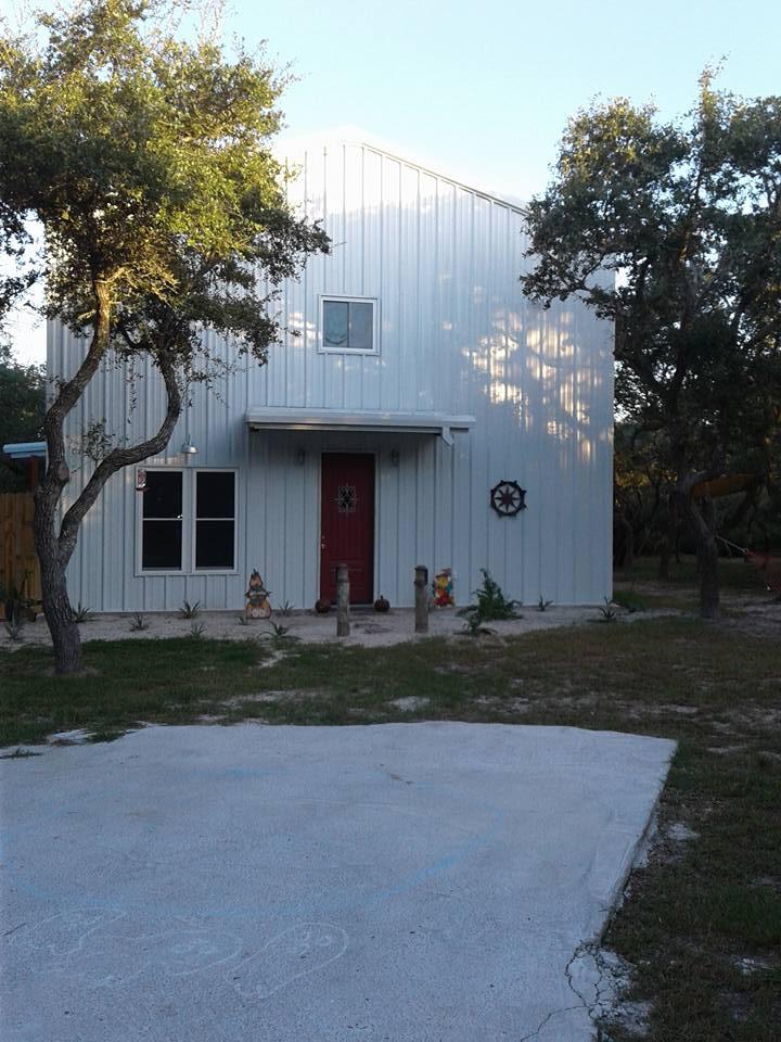 M A Kmiec S Metal Building Home In Arkansas Texas 15