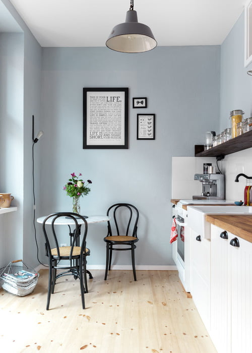 20 Scandinavian Style Kitchen Ideas
