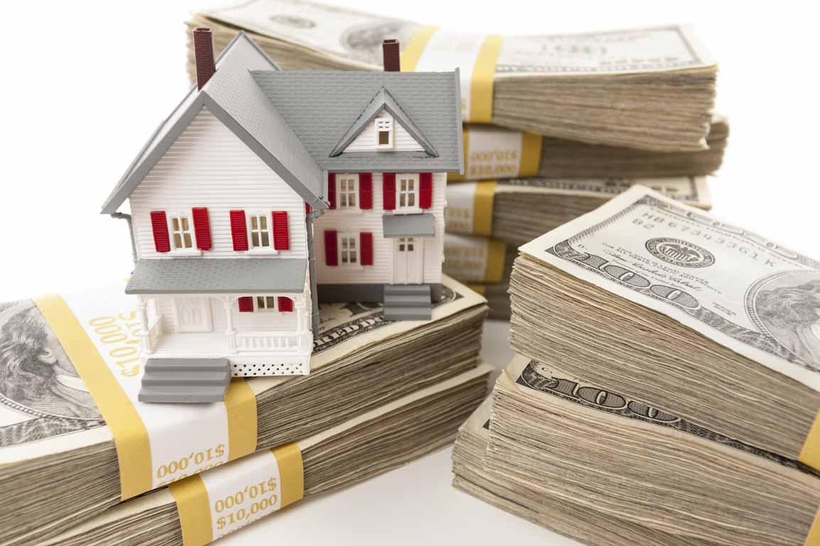 metal building home mortgage