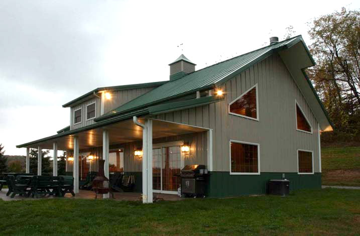 Kickass 30x40 Metal Building Home W Spacious Interior Hq Plan 8 Pictures Metal Building Homes Grab impressive exceptional 30 x 40 house plans #2 floor plans of 3 bedroom house 30 x 40 suggestions from andrea hughes to improve your #barndominium #barnhomes tags: kickass 30x40 metal building home w
