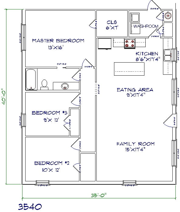 Floor Plans Archives - Metal Building Homes on 2 bedroom 800 square foot house plans, 2 bedroom house floor plans, cute 2 bedroom home plans, 1 1 2 story house plans, 1 bed house plans, 2 bedroom 2 story house plans, 3 bed house plans, bed 2 bath floor plans, 2 bedroom ranch house plans, best 2 bedroom house plans, 2 room house plans, 2 level house plans, 1 2 bath plans, 2 bed 2 bathrooms, 2 bedroom cottage house plans,