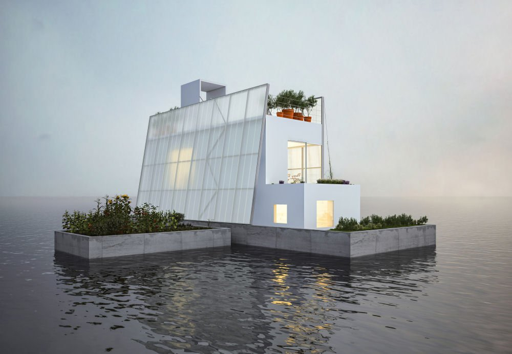 Stunning Floating House Designs (42 HQ Pictures)