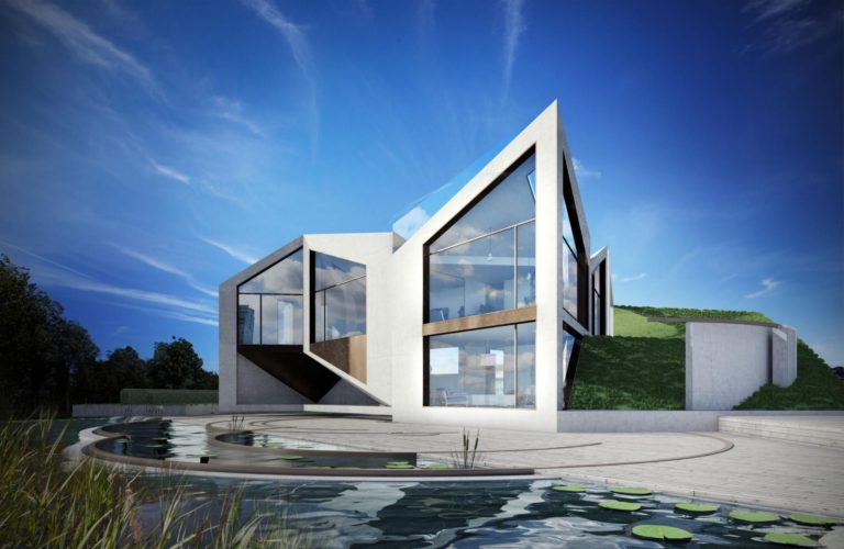 Incredible Sliding, Unfolding And Rotating Houses (15 HQ Pictures)